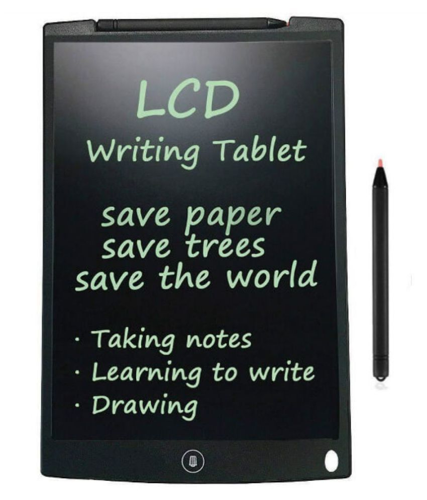 LCD Writing Tablet 8.5 inch Environment Friendly Saves paper 2020 Model