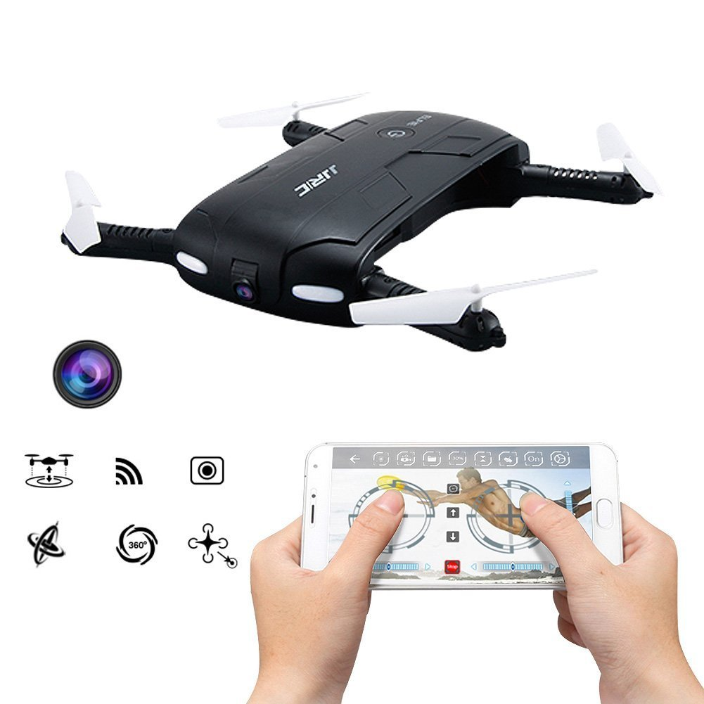 JJRC H37 Baby Elfie Portable Mini RC Drone Camera Wifi G-Sensor FPV Remote Control Quadcopter Helicopter Toy, high definition camera ,best HD pictures Result