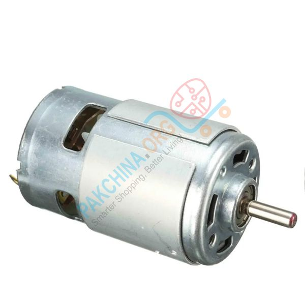 1 PCS RS-540 6v 7.2v 12v dc motor,10000 rpm motor Round Shaft - High Power & Torque for DIY Electric/Electronic Projects, Drills, Robots, RC Vehicals, Remote Controlled Cars/Robot,