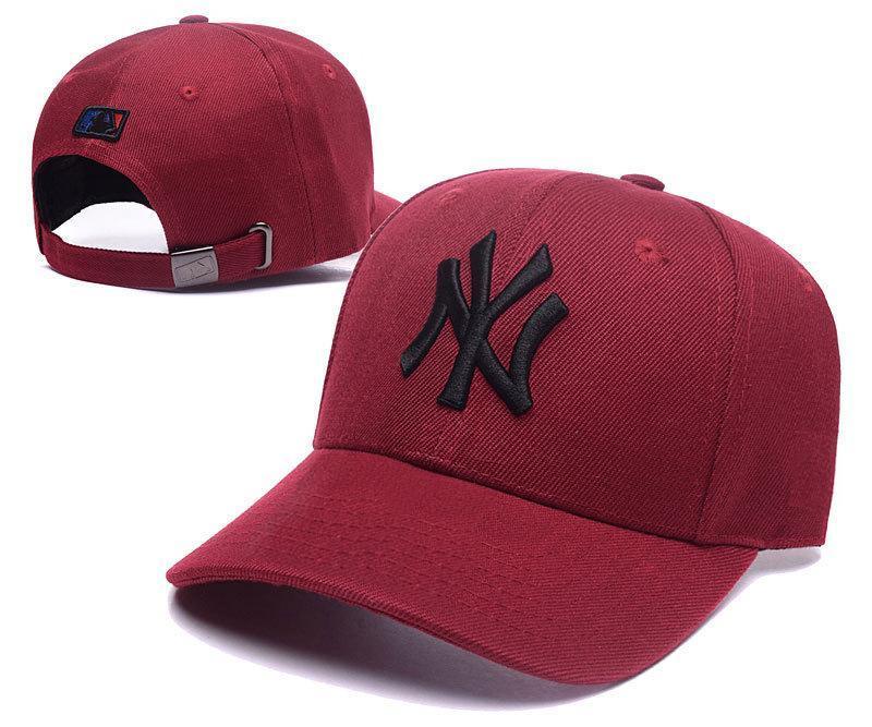 c859c5d1d Multicolor FILA-NY Baseball Cap For Boys - Plain Fitted Cap for Men - Sports