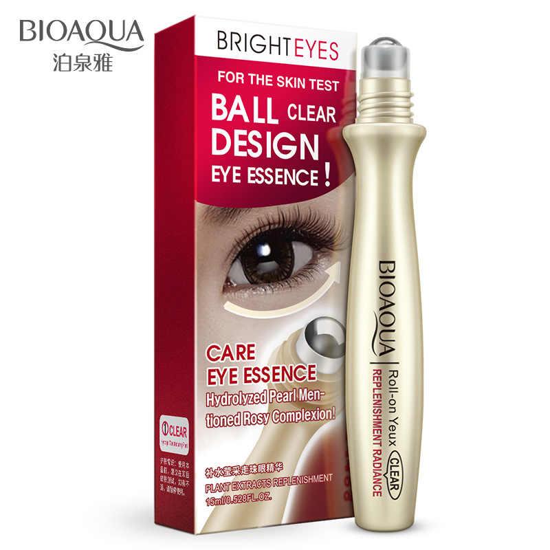 BIOAQUA Eye Roll Ball Eye Esence Roller Anti Wrinkle Remove Dark Circles