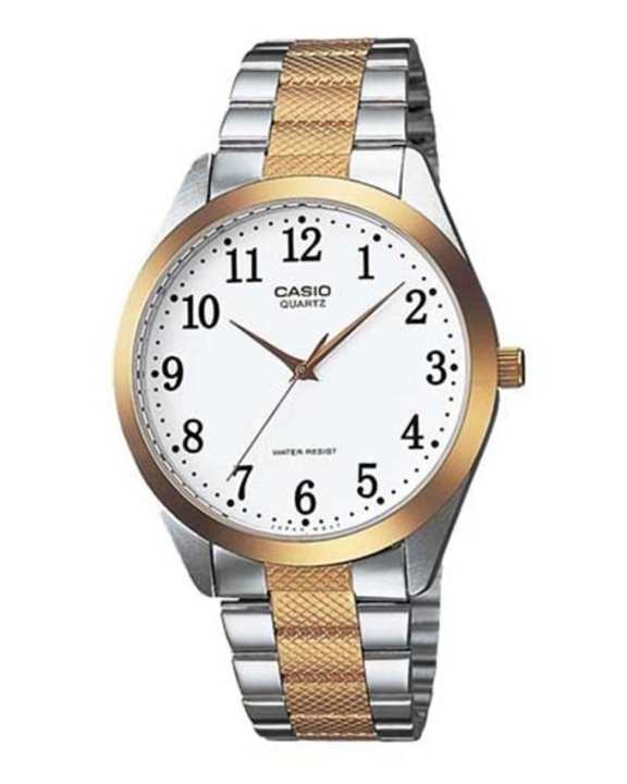 Casio - MTP-1274SG-7BDF - Stainless Steel Watch for Men