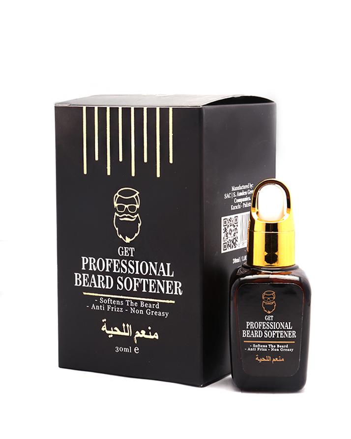 Professional Beard Serum - For Bearded Men - Softens the Beard - Straights it - Style it - serum - SAC