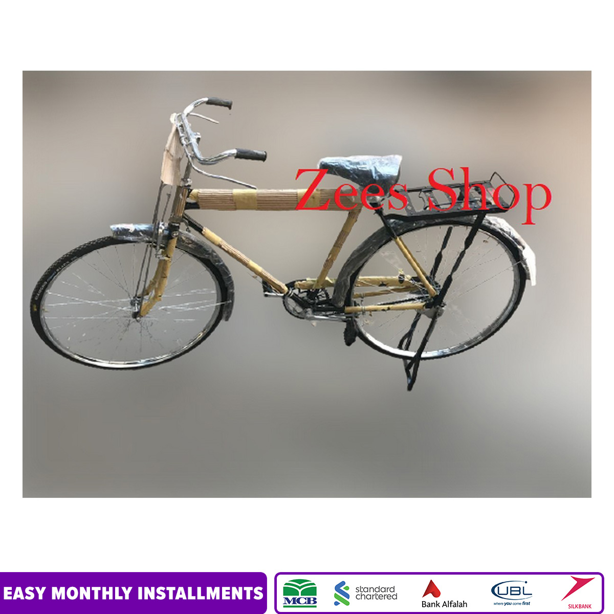Bicycle 22 Inches Standard Cycle Desi Cycle Age 14 to Onwards