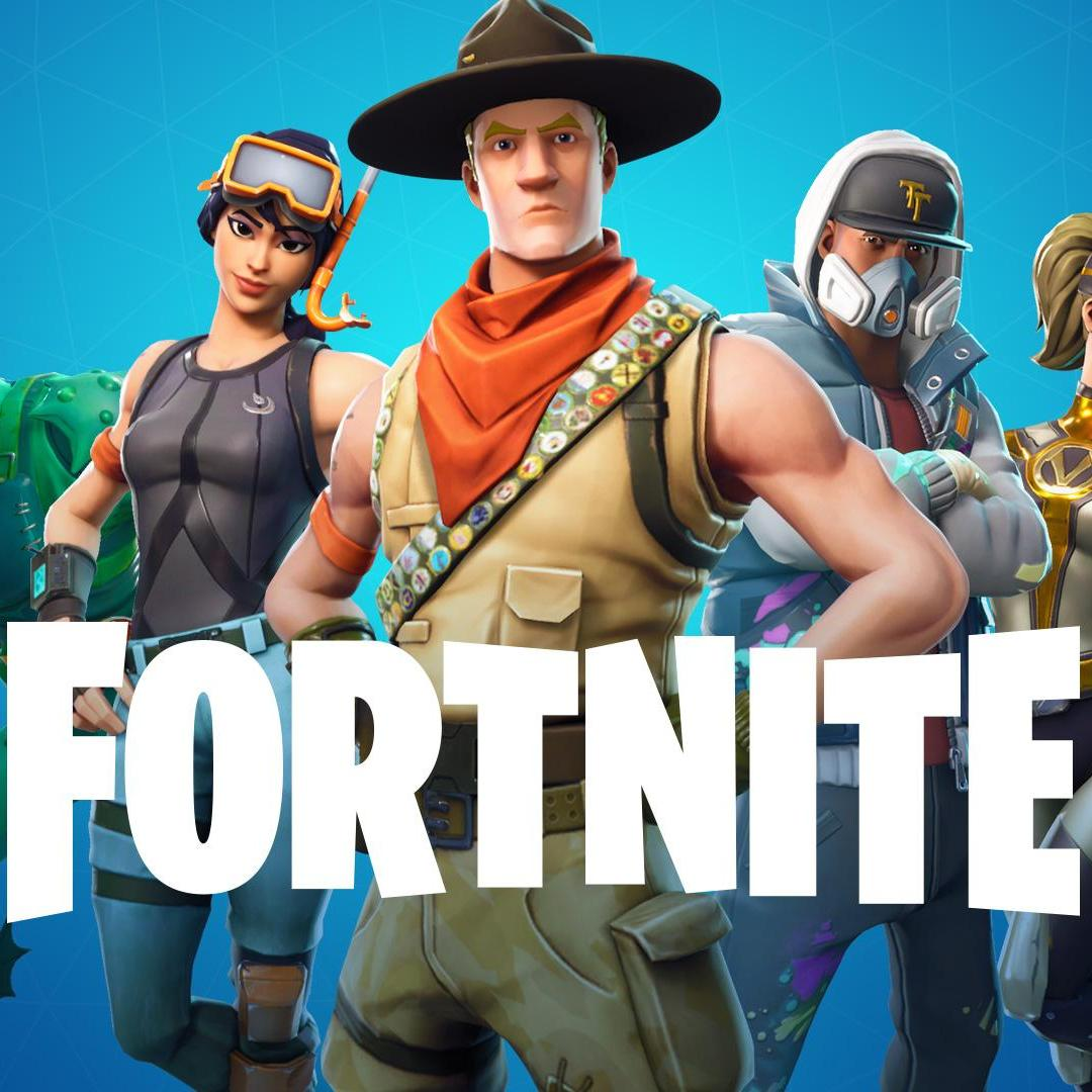 FORTNITE - PC PS4 XBOX SWITCH [Epic Games Account with Email access] -  20-100 PVP Skins and Emotes - Warranty