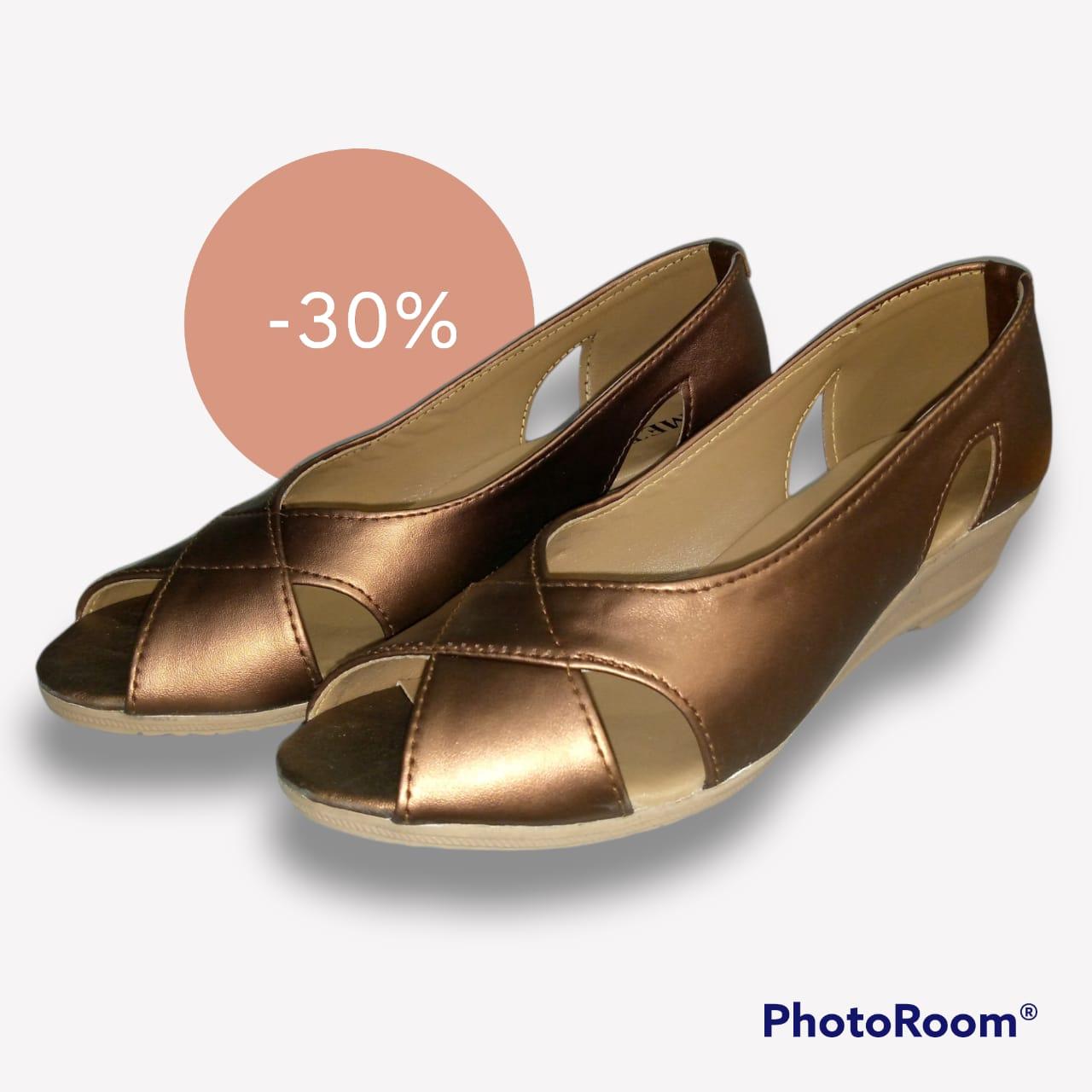 Metro Wedge Sandal for Women - American Shoes