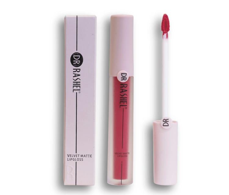 DR.RASHEL Velvet Matte Lip Gloss - DR6008: Buy Online at Best Prices in  Pakistan | Daraz.pk