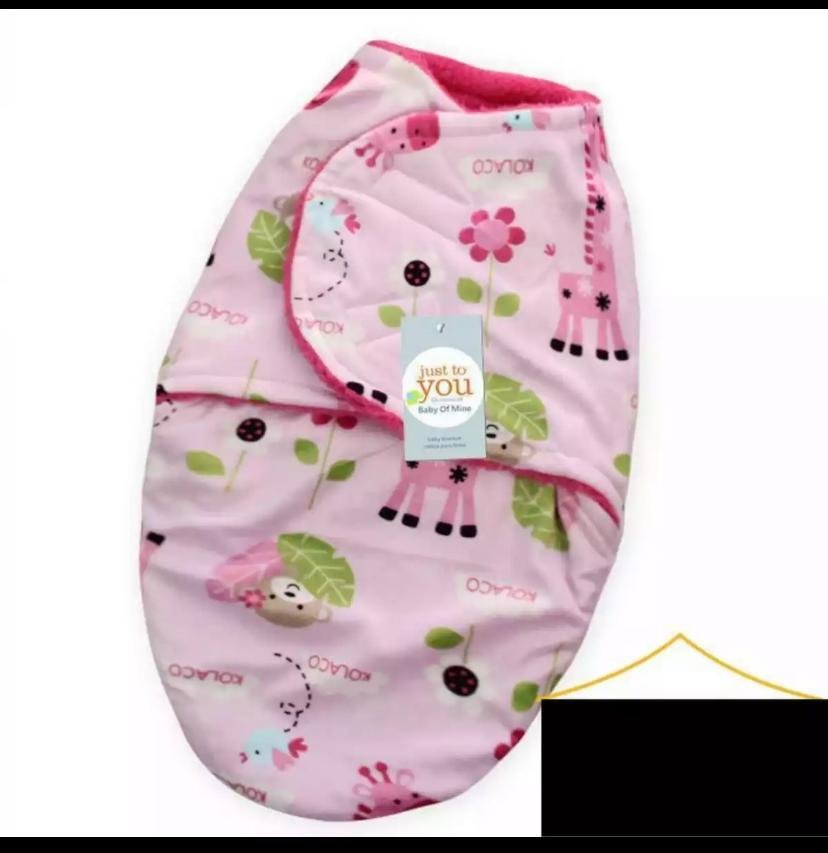 Winter Swaddling Baby Sleepsack Baby Swaddle Wrap Polar Fleece Fabric