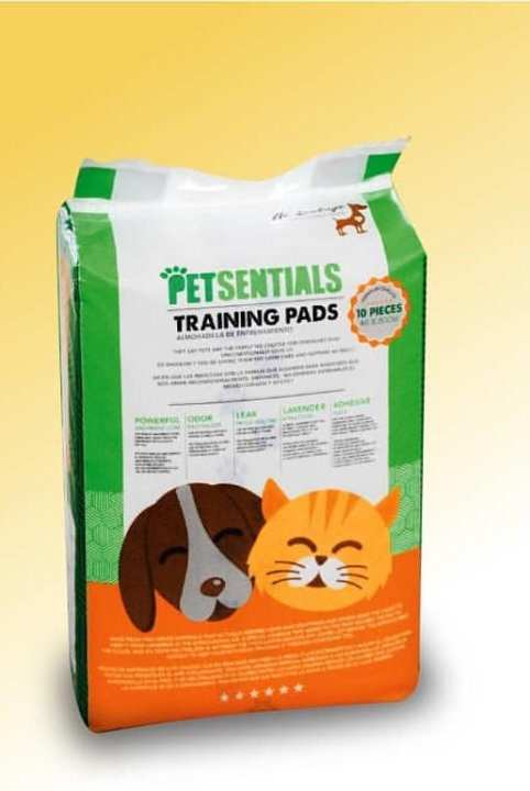 Petsentials Training Pads for cats/puppy - 10 Pcs