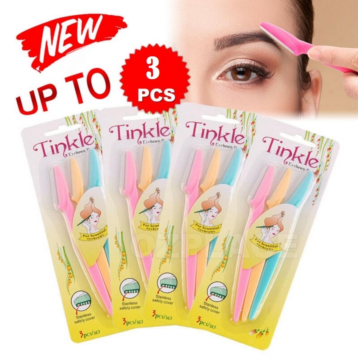 Tinkle Eye Brow Razor ( Pack of 3)