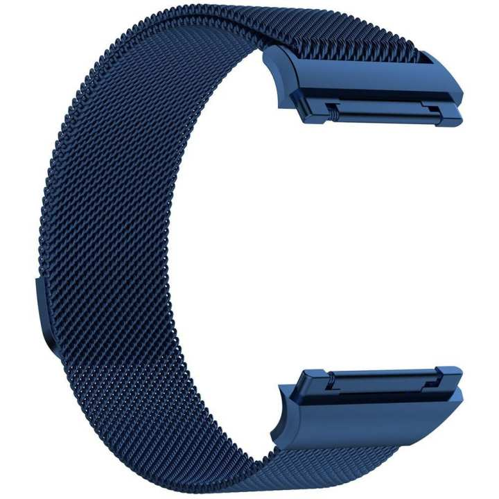 Milanese Magetic Loop Band For Fitbit Versa