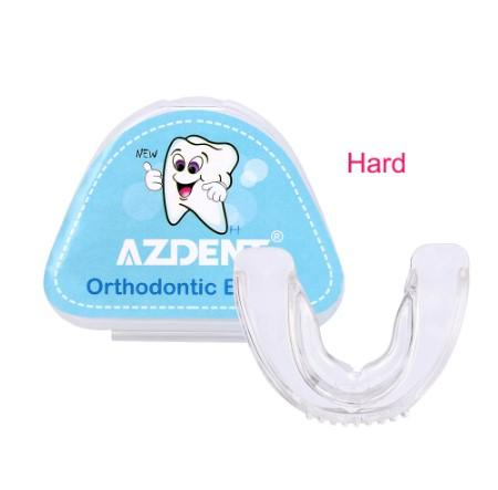 Hard Tooth Orthodontic Braces Appliance Dental Braces Silicone Alignment Trainer Teeth Retainer Oral Hygiene Teeth Alignment