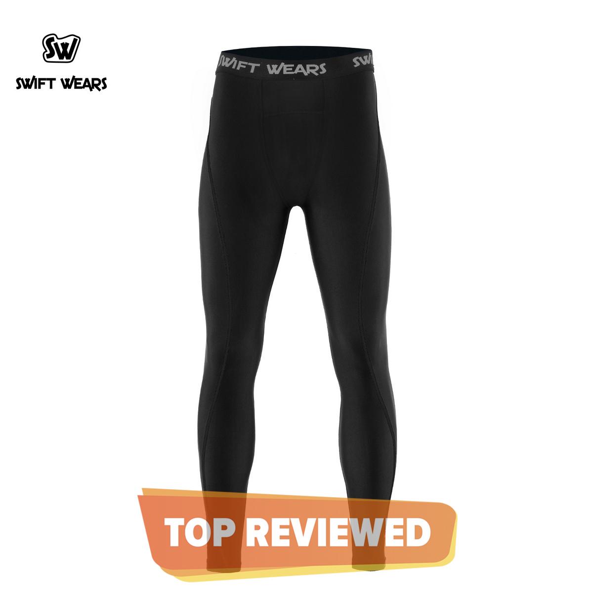 Men's Gym Fitness Yoga Compression Wear Pant Leggings
