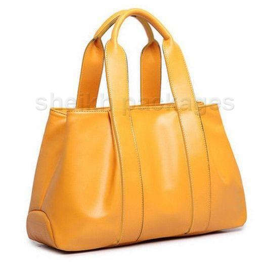 Three pockets Ladies PU Leather Hand Bag Set - Women Bag Luxery Design Crossbody & Hand Bags Leisure Fashion PU Leather Handbags Messenger bag For Girls & Womens