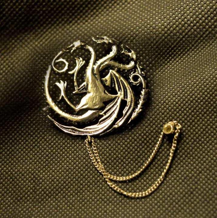 Targaryen Pin