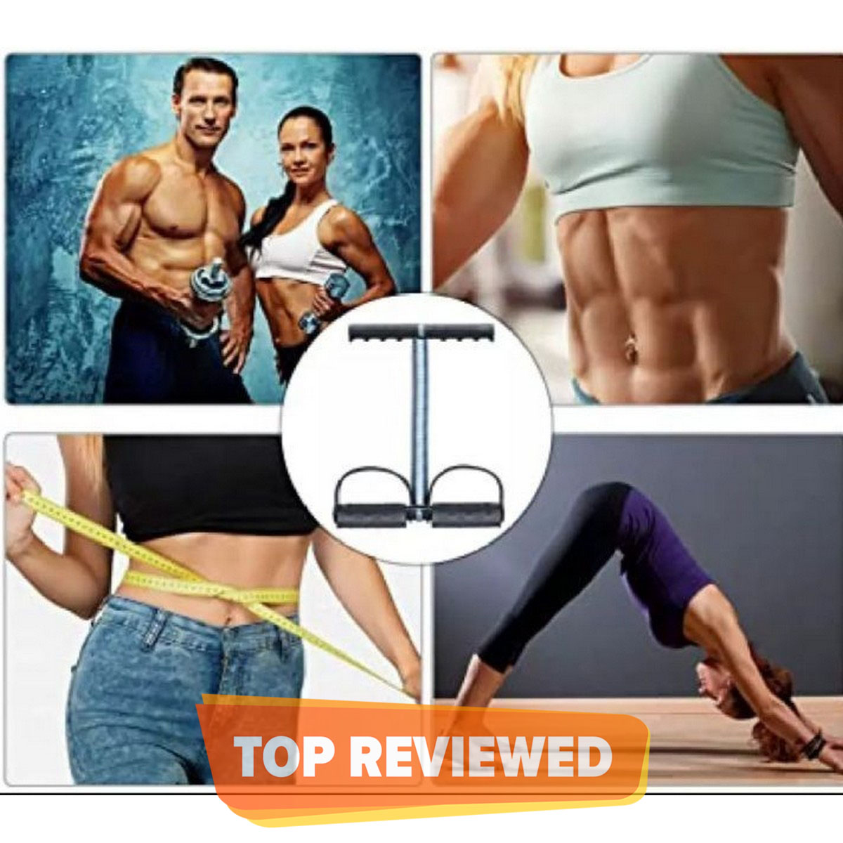 Single Spring Tummy Trimmer gym weight lifting weight lose slim exercise home gym home exercise
