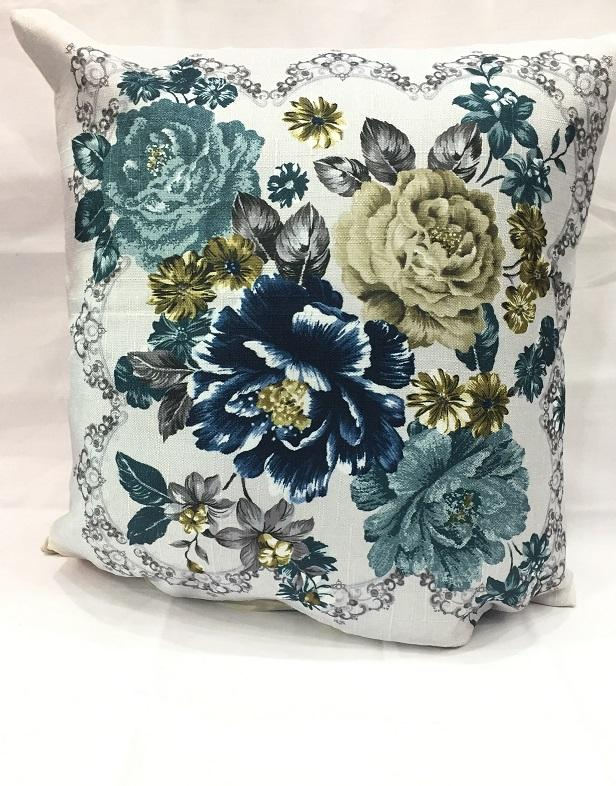 Home Decorative Accent Cushion- 18 x 18 inches