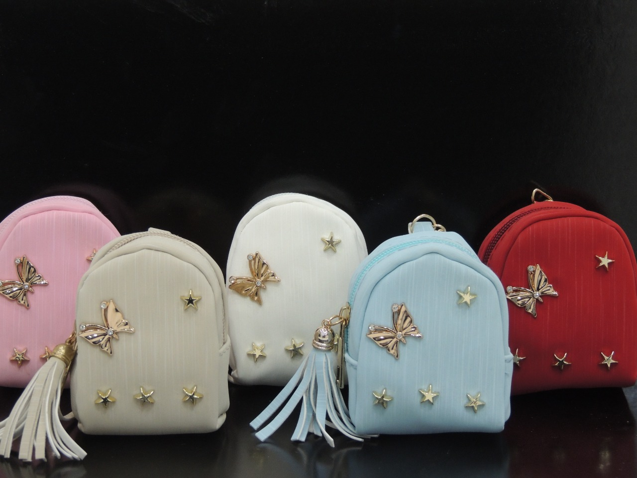 Women Coin Purse, Mini Pouch Change Wallet Card Holder with Key Ring: Buy  Online at Best Prices in Pakistan | Daraz.pk