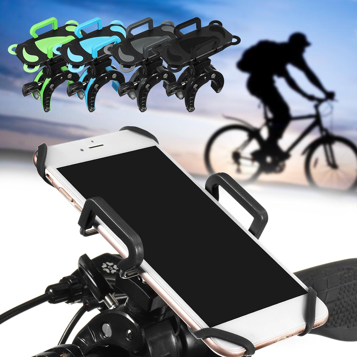 Bike MTB Bicycle Motorcycle Handlebar Mount Baby Car Stroller Holder For Mobile