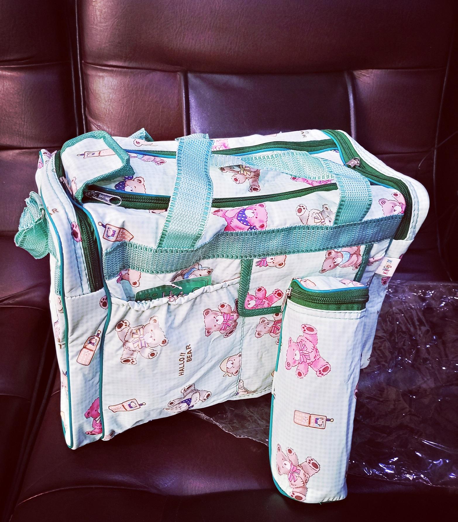 Baby Bag For Diaper & Accessories Hospital Bag 2 piece