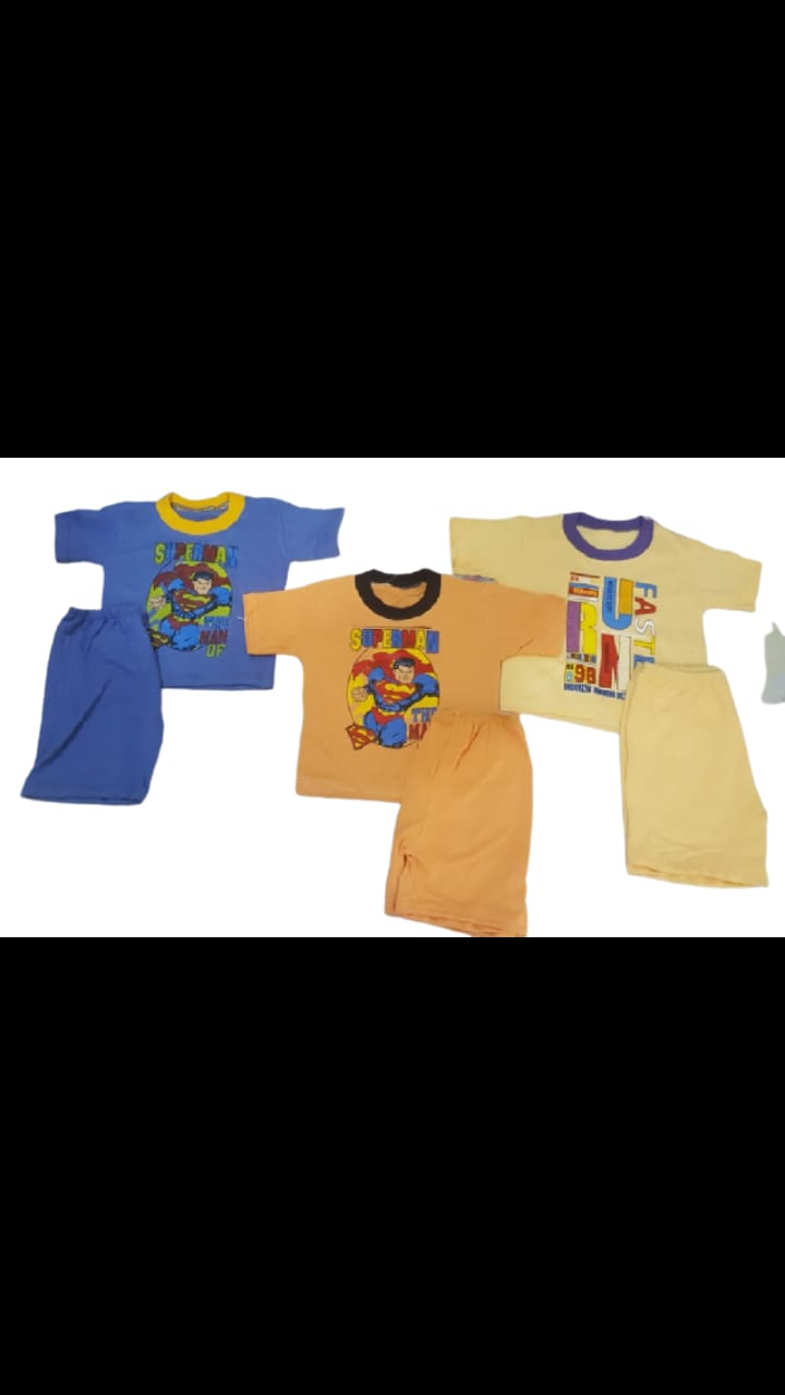 pack of 3 baby boy clothes for 3-4 years old kids complete set best collection for kids