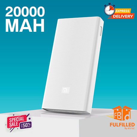 Xiaomi Redmi mini Power Bank 10400/20000 mah small portable design USB Type Portable Charging Mi Powerbank