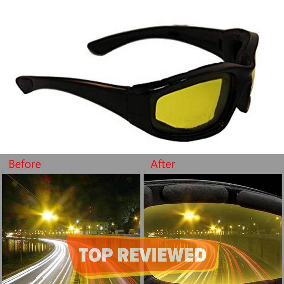 polarized glasses, polarized vision glasses, Day night polarized vision glasses for drivers – anti glare polarized UV protection – eyewear for men/women