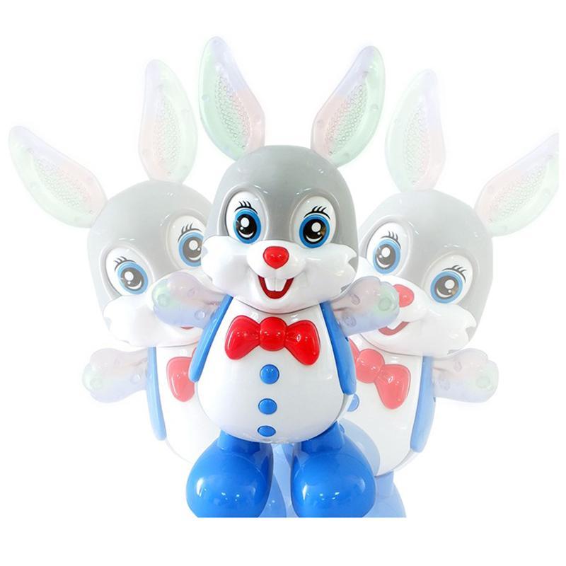 Toyshine Dancing Rabbit with Music Flashing Lights and Real Dancing Action