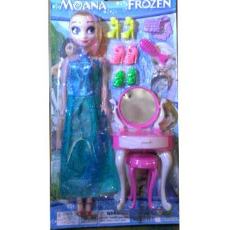 Dolls and Dressing set for kids girls