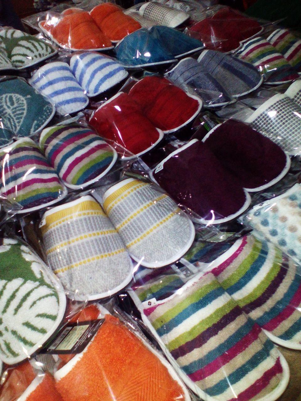 Adult bath& Carpet Slippers