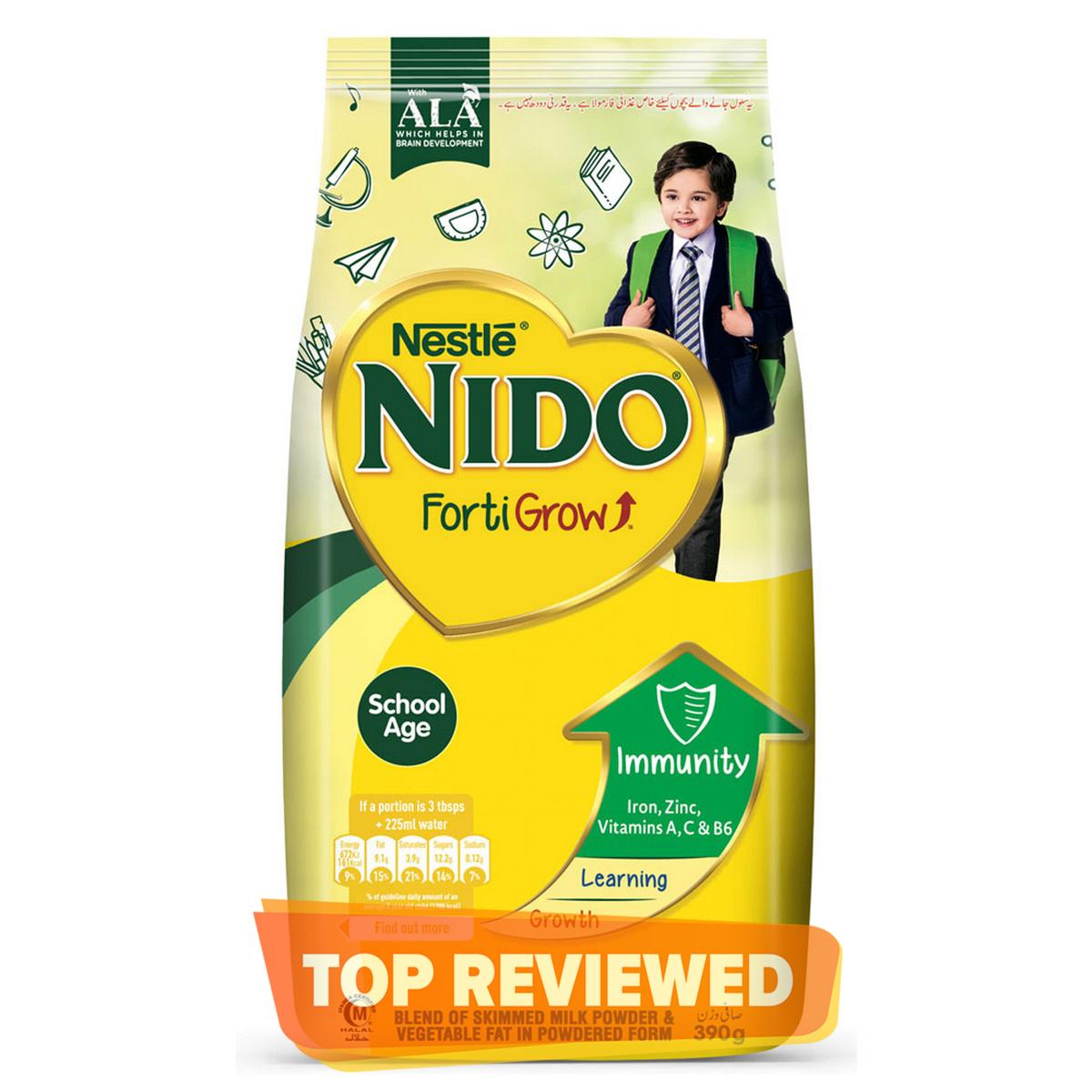 Nestle Nido Fortigrow - 390 G