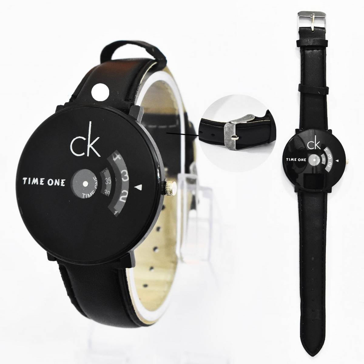 luxury Watches for Boys & Girls – Unique dial Limited Edition – Stylish Wrist Clock for Party Wear & Gifts – Black