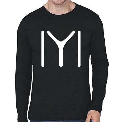 Official  Ertugrul KAYI  IYI Printed  Cotton T Shirt full sleeve