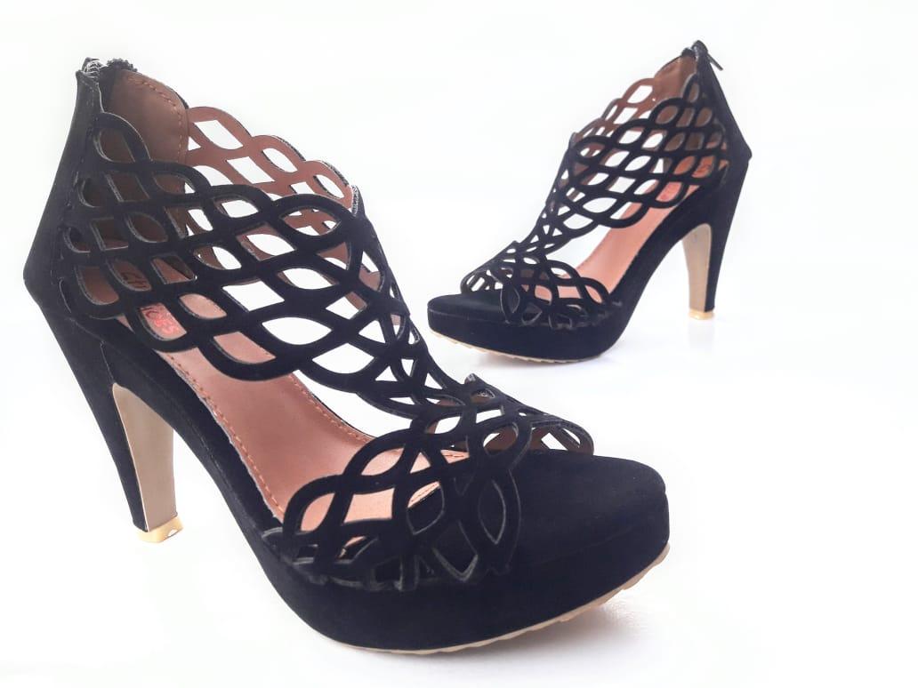 Stylish Pazaib Shoes High Heel Sandals For Women