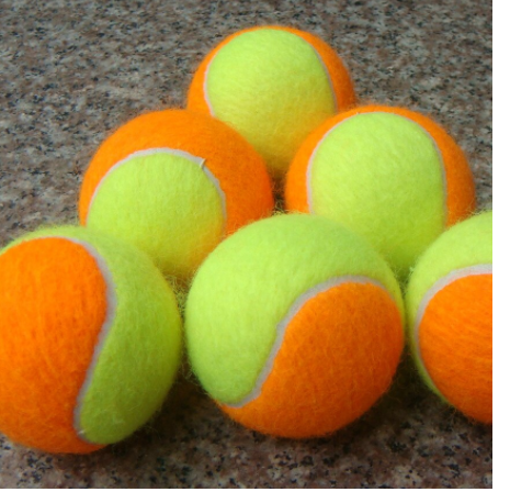 Pack of 12  Non-Pressure  Tennis Balls