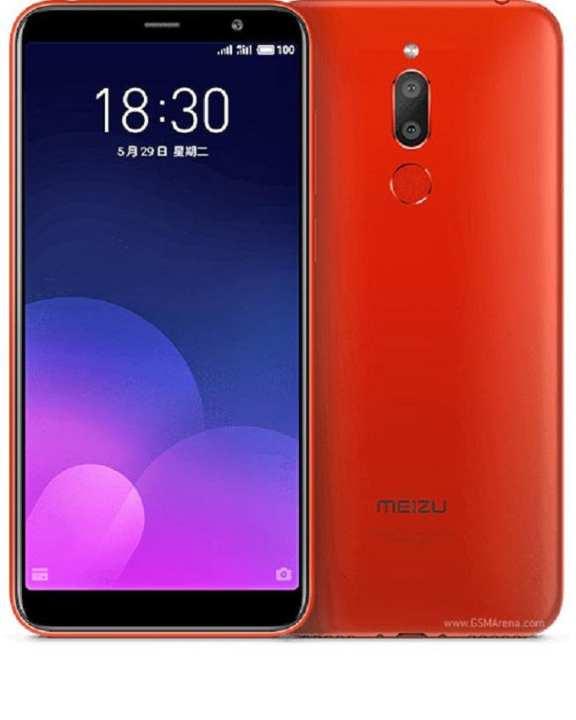 "Meizu M6T 5.7"" 32GB ROM 3 GB RAM Dual Sim FingerPrint Red"