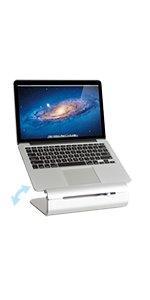 mtower, mstand, laptop stand, apple, laptop, rain design, best laptop stand, bookarc, twelve south