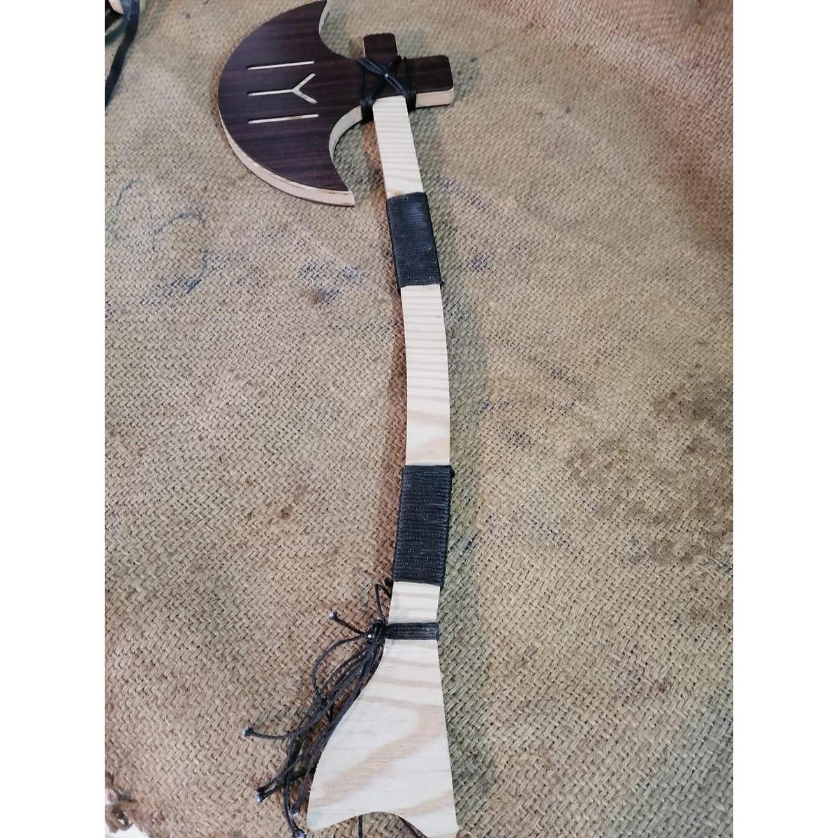 turgut wooden axe  toy size 24 inch ,Kids Gift