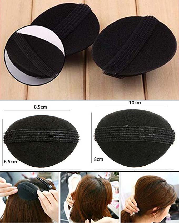 Fashion Hair Increase Volume Boost Fluffy Puff Bump Foam Sponge Pad DIY Styling