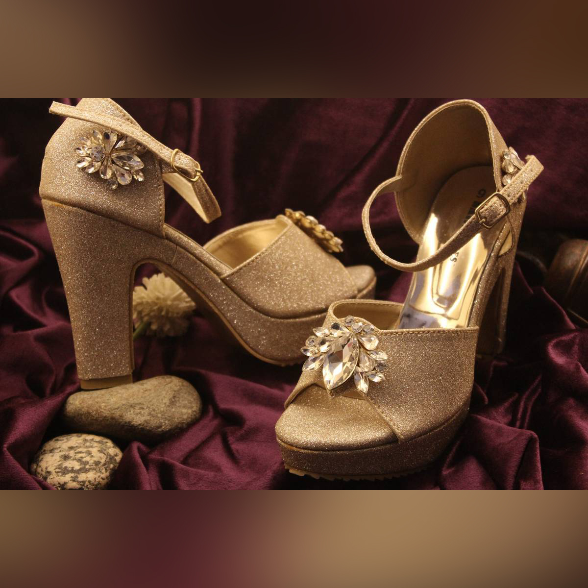high heels sandals for women  - 723
