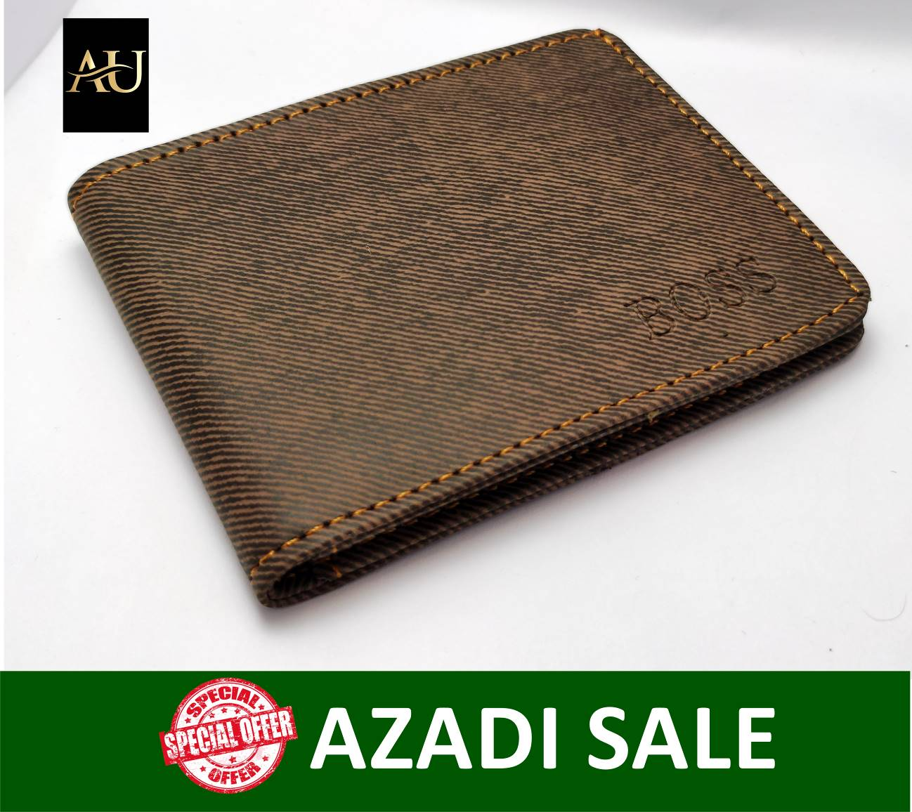 Slim wallet mini small wallet for boys, men stylish small wallet card holder for Students | BLUE CAMEL COFFEE BROWN