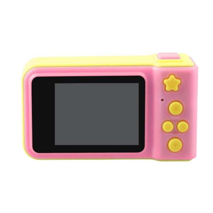 Kids Digital Camera 2 Inch Screen 2MP Support 1080p Video Recording