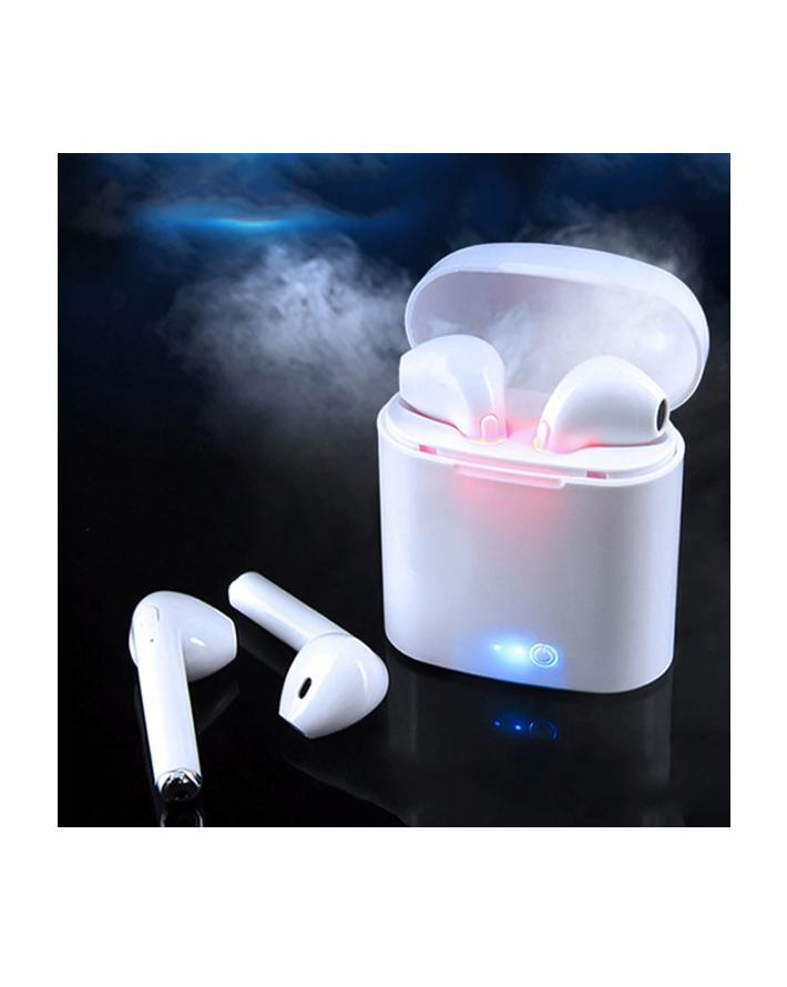 1f8ba478ea0 I7S Tws Mini Wireless Twins Bluetooth Air Pods Headsets with Charging Dock  for Apple Iphone and