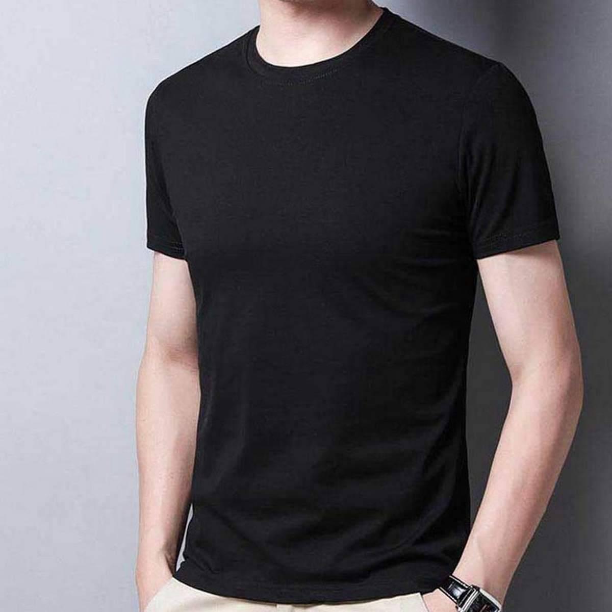 KK BRANDS New Arrival 2020 Summer t-shirt Half Sleeves Cotton tee Plain T Shirt for Boys Girl