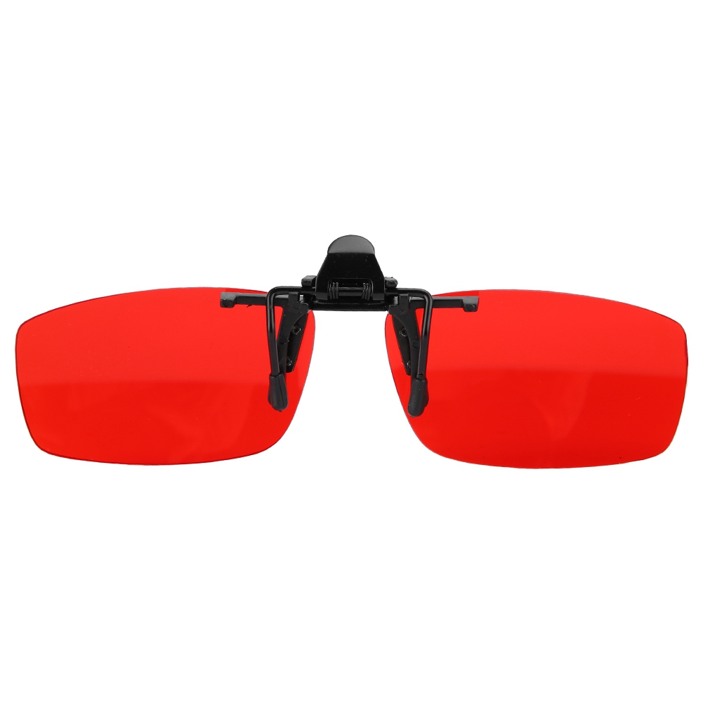 Color Blind Glasses Red Green Blindness Weakness Corrective Glasses  Flippable Clip On Lens: Buy Online at Best Prices in Pakistan | Daraz.pk