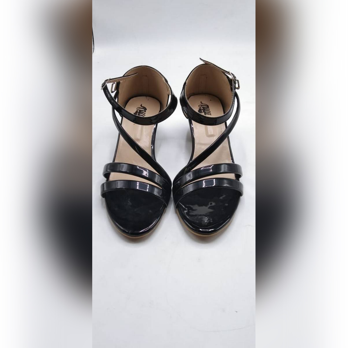 New Stylish Trending Women Heel sandal Exclusive Design of Turkish Wedge Sandals - 1.5 inches high