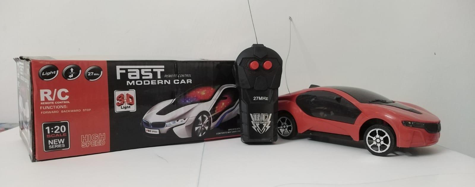 Kids Remote Control Car Model R/C Car 2 Channel