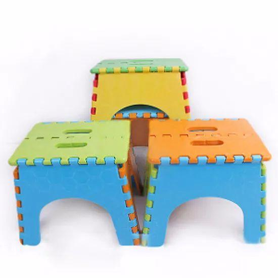 Portable Plastic Folding Chair for Kids