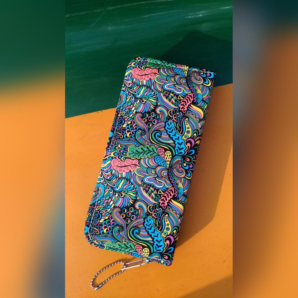 Beautiful Multicolor clutch for Women, Clutch Hand Bag For Girls & Women