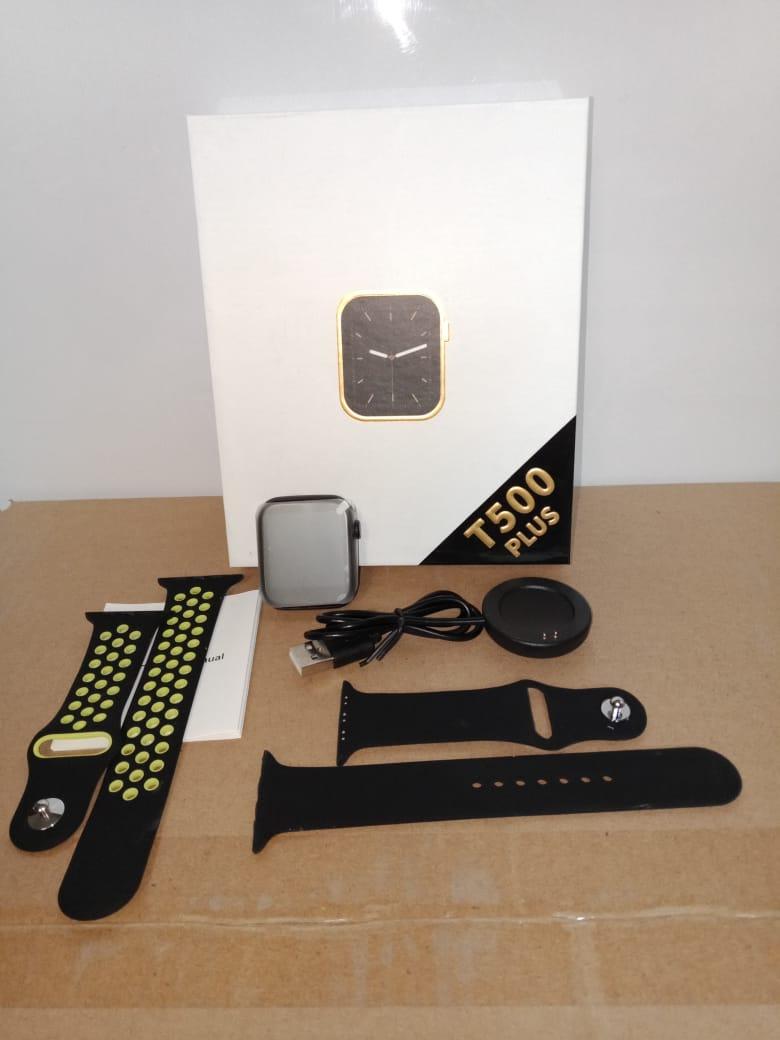 Smartwatch T500+Plus Sport watch Touch Control BT Watch Phone T500 Smart watch T500 plus bluetooth watch
